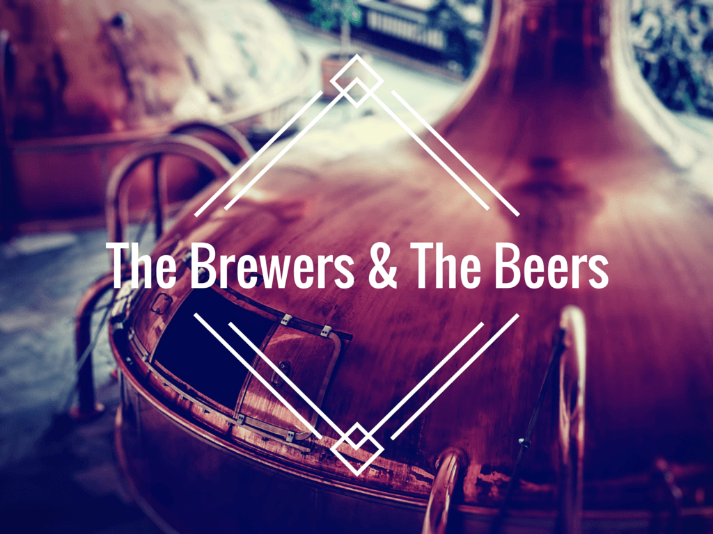 The Brewers & The Beers